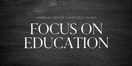 Focus on Education - Los Angeles tickets