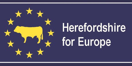 Herefordshire for Europe meets Members of the European Parliament tickets