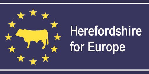 Herefordshire for Europe meets Members of the European Parliament