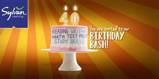 40th Birthday Bash!
