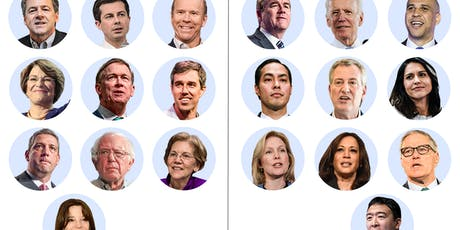 Democratic Debate Watching Party - Wednesday - Night 2 tickets
