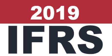International Financial Reporting Standards 2019 tickets