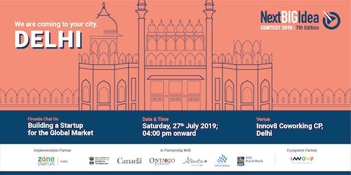 Next BIG Idea contest : 7th Edition Launch in Delhi