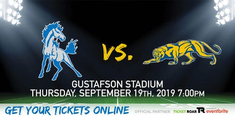 Jay vs O'Connor Varsity Football tickets