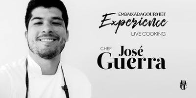 Jantar EG Experience com José Guerra