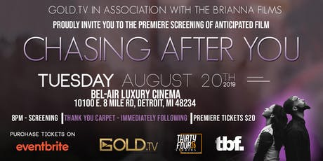 CHASING AFTER YOU FILM PREMIERE tickets