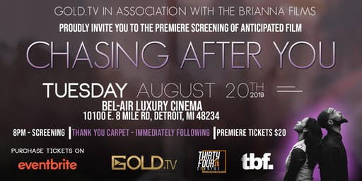 CHASING AFTER YOU FILM PREMIERE