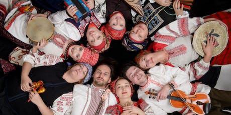 15 Jahre Ensemble Polynushka: die hölzerne Hochzeit! Tickets