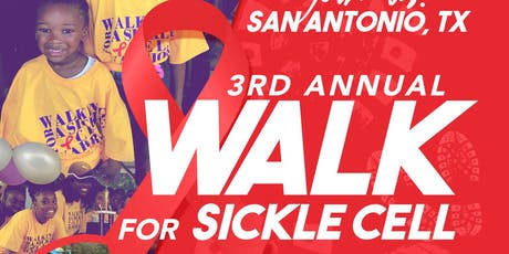3rd Annual Walk for Sickle Cell San Antonio tickets