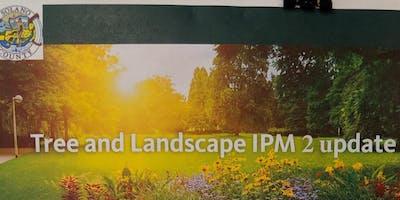 tree and landscape IPM seminar