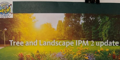 tree and landscape IPM seminar tickets