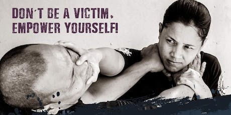 Women's Self-defense Training Workshop tickets