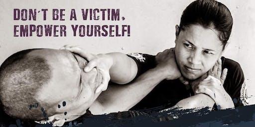 Women's Self-defense Training Workshop