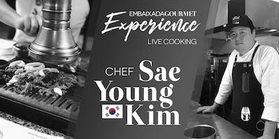 Jantar EG Experience com Sae Young Kim