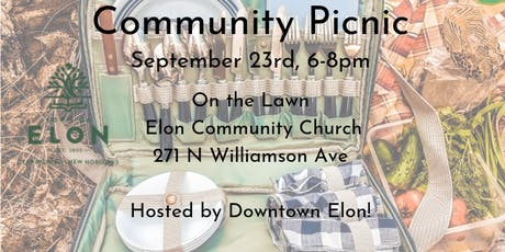 Community Picnic tickets