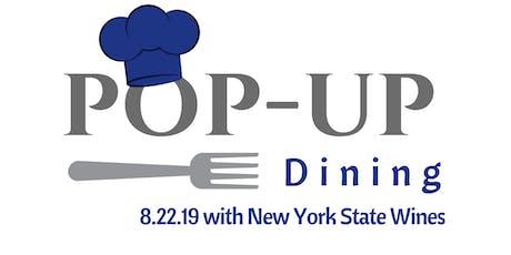 Pop-Up Dining tickets