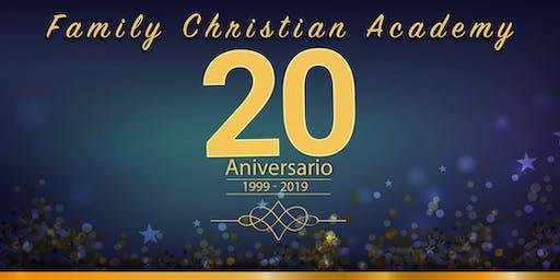 FCA 20 Aniversario - Gala Concierto