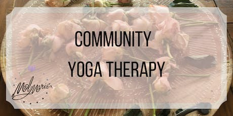 Community Yoga Therapy tickets