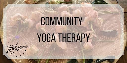 Community Yoga Therapy