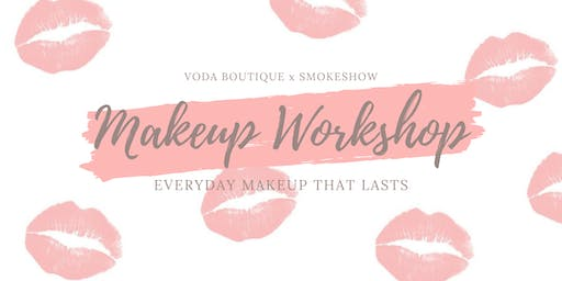 Perfect Your Everyday Makeup Look, Sip + Shop!