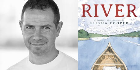 Elisha Cooper - RIVER tickets