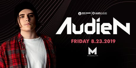 AUDIEN - Live at The Metropolitan New Orleans tickets