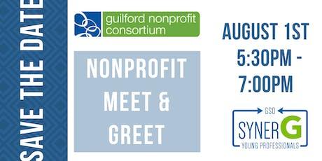 Nonprofit Meet & Greet tickets