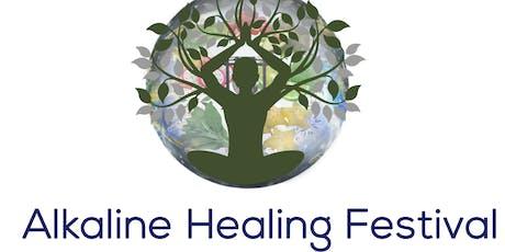 Alkaline Healing Festival tickets
