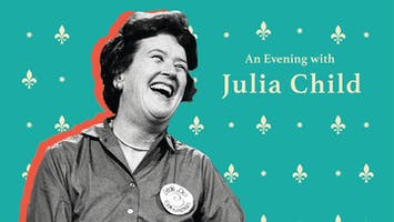 """Bon Appétit! The Julia Child Operetta"""