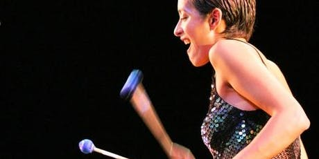 Samba Workshop - (Head of Percussion RNCM & Cosmopolitan Woman of the Year) tickets