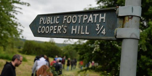 GlosCamSoc Annual Walk - High on Cooper's Hill