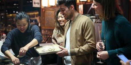 Chinese Potstickers in Rome biglietti