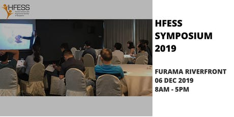 HFESS Symposium 2019 tickets