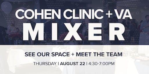 Cohen Clinic/VA Mixer