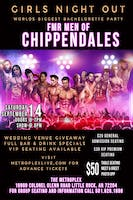 Cupid's Lingerie Presents: Girls Night Out, World's Largest Bachelorette Party