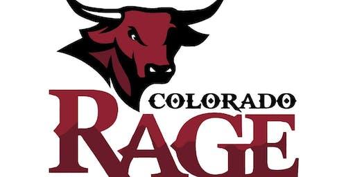 Colorado Rage Football Camp