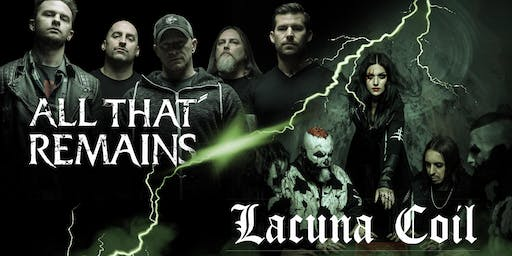 ALL THAT REMAINS / LACUNA COIL