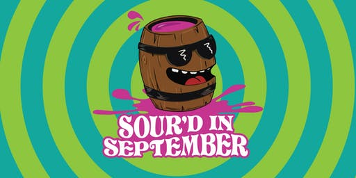 """Sour'd in September 2019"" presented by Captain Lawrence Brewery"
