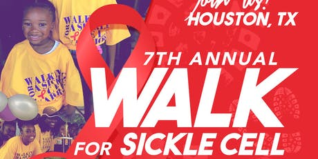 7th Annual Walk for Sickle Cell tickets