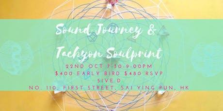 Sound Journey with Quantum Healing - Tachyon Soulprint tickets