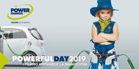 POWERFULDAY 2019 - Sviluppo sostenibile, la grande sfida biglietti