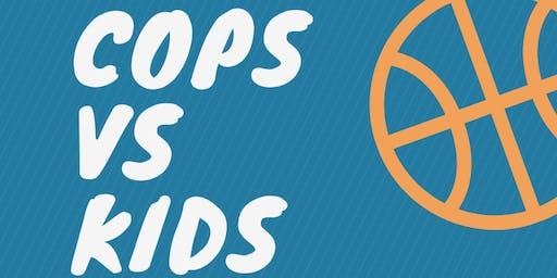 Cops vs Kids Basketball Tournament