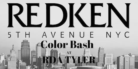 Redken color bash tickets