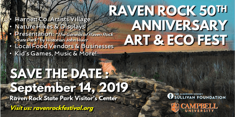 Raven Rock 50th Anniversary Art & Eco Fest tickets
