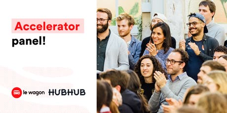 Learn which accelerator is best for your startup tickets