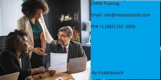 CAPM Classroom Training in Redding, CA