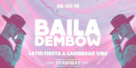 Baila Dembow   Latin   Utrecht tickets