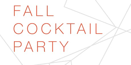 UrbanGlass 2019 Fall Cocktail Party tickets