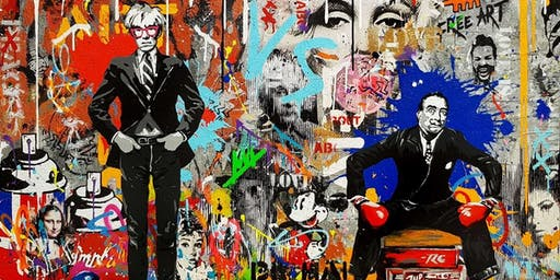 Meet Acclaimed Street Artist Yuvi at Whitewall Newbury
