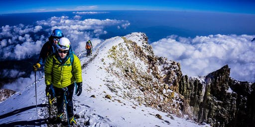 High Altitude Mountaineering Expeditions w/ Japhy Dhungana